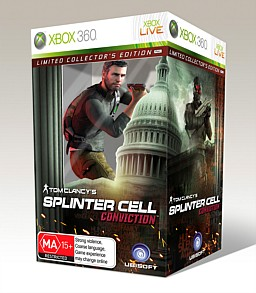 Splinter Cell: Conviction Collector's Edition