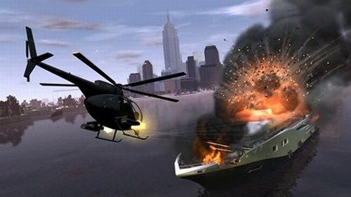 GTA IV: The Ballad Of Gay Tony - Buzzard & Boad
