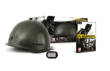 Operation Flashpoint: Dragon Rising Collector's Edition