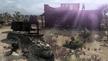 Red Dead Redemption screenshot1