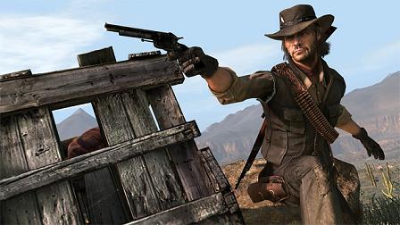 Red Dead Redemption screenshot2
