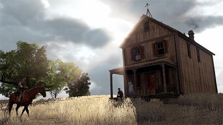 Red Dead Redemption screenshot3