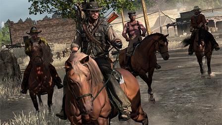 Red Dead Redemption screenshot4
