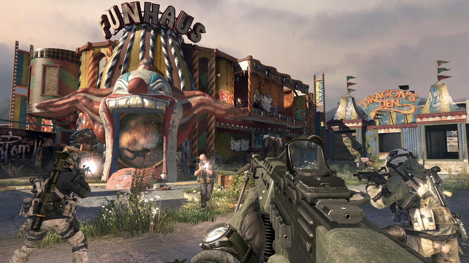 Modern Warfare 2 Resurgence Carnival