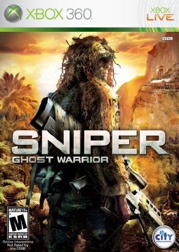 Ghost Warrior: Sniper box