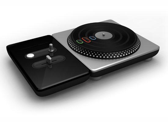 DJ Hero Turntable